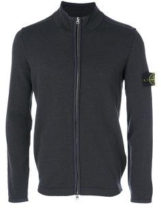 zipped sweatshirt Stone Island