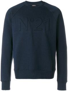 logo embroiderd sweatshirt Nº21