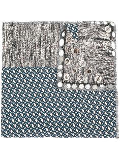 шарф с бусинами и пайетками Dorothee Schumacher