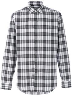 клетчатая рубашка Salvatore Ferragamo