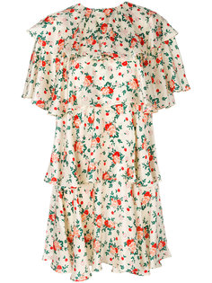 floral layered dress Vivetta