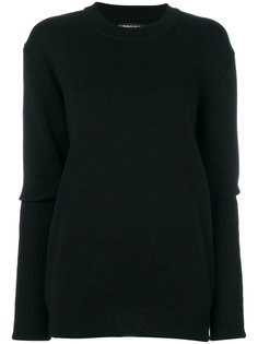 ribbed sleeves jumper  Y / Project