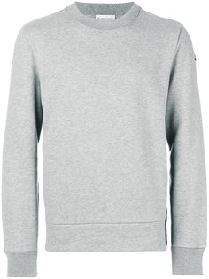 shell-panelled sweatshirt Moncler