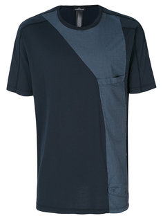 exaggerated pocket panel T-shirt Stone Island Shadow Project