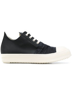 кроссовки на шнуровке Rick Owens DRKSHDW