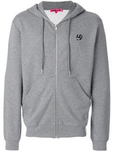 swallow badge hoodie McQ Alexander McQueen