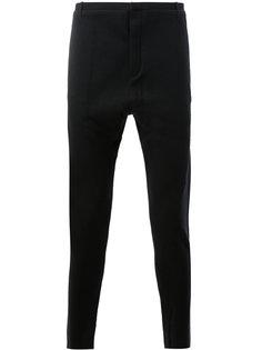 узкий брюки строгого кроя Label Under Construction
