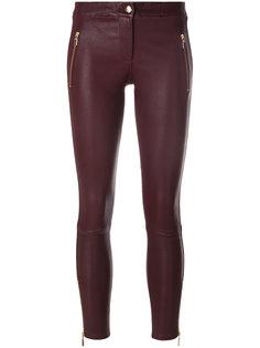 укороченные брюки с молнией  Arma