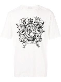футболка с графическим принтом Pierre Balmain