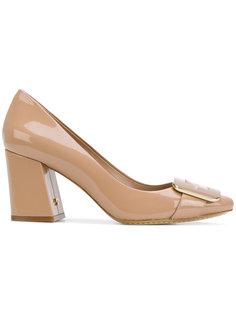туфли с пряжкой Tory Burch