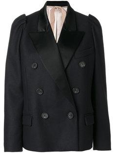 двубортный пиджак Nº21