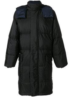 объемное пуховое пальто Stella McCartney
