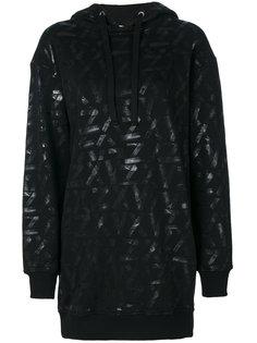 oversized hoodie  Versus