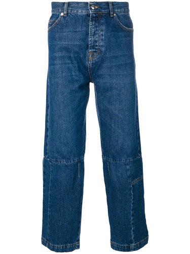 джинсы свободного кроя McQ Alexander McQueen