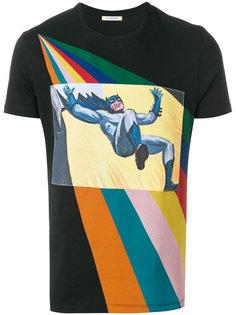 футболка с принтом Бэтмена Iceberg