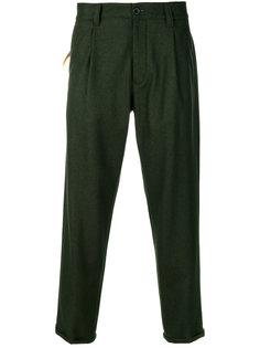 укороченные брюки Pt01