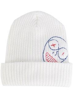 шапка с вышивкой Vivienne Westwood