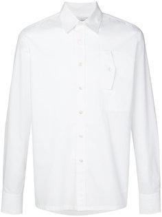 рубашка с косым воротником Stella McCartney