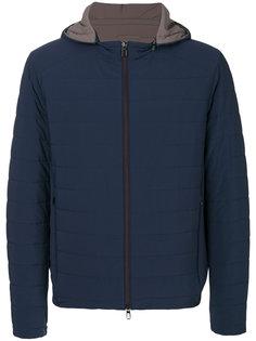 стеганая куртка с капюшоном Loro Piana