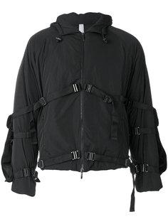 strap buckle jacket Cottweiler