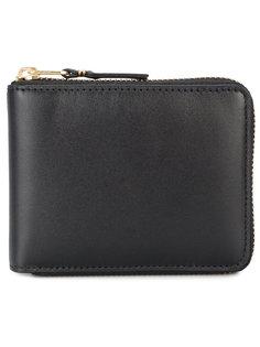 классический кошелек на круговой молнии Comme Des Garçons Wallet