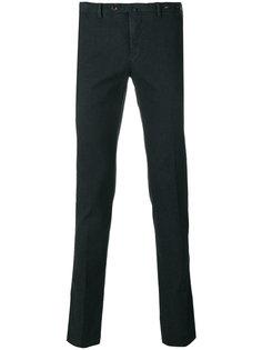 клетчатые брюки Pt01
