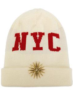 шапка NYC Fausto Puglisi