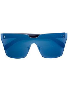 солнцезащитные очки с зеркальным эффектом Emilio Pucci