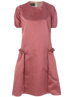 расклешенное платье Rochas