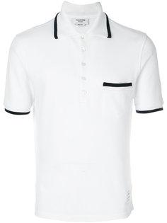 классическая рубашка поло Thom Browne