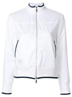спортивная куртка на молнии Thom Browne
