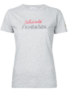 футболка Solidarité Feminine Bella Freud