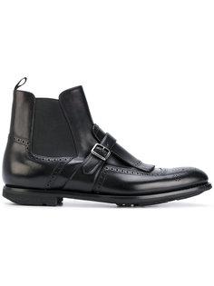 ботинки Челси с бахромой Churchs