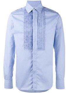 рубашка в клетку гингем Valentino