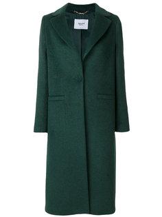 пальто миди на одной пуговице  Blugirl