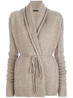 трикотажный пиджак свободного кроя The Row