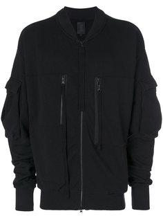 куртка в рабочем стиле Thom Krom