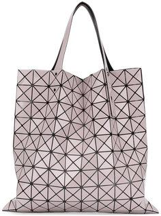 сумка-шоппер с геометрическим рисунком Bao Bao Issey Miyake