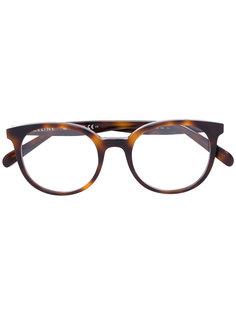 очки с круглой оправой Céline Eyewear