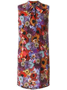 платье без рукавов с цветочным принтом Diesel