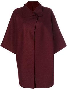 свободный пиджак-кейп  Harris Wharf London