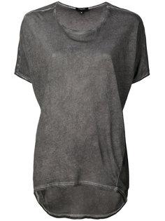 футболка с короткими рукавами  Unconditional