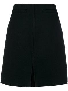 классическая А-образная юбка  Courrèges
