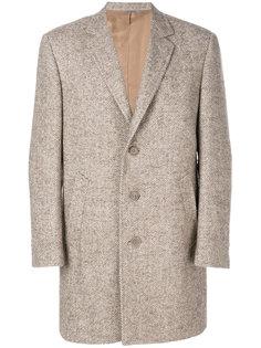 классическое пальто Canali