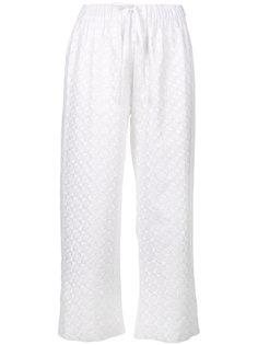 укороченные широкие брюки Vita Kin
