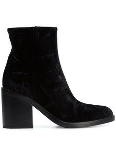 ботинки на каблуке Ann Demeulemeester