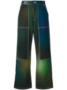 брюки Northern Lights Kenzo