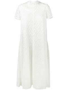 декорированное платье Cecilia Emilia Wickstead