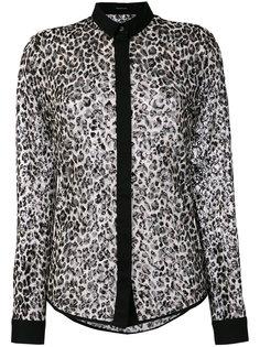 сетчатая рубашка Leopard  Unconditional