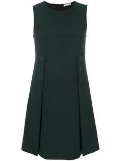 приталенное платье-шифт  P.A.R.O.S.H.